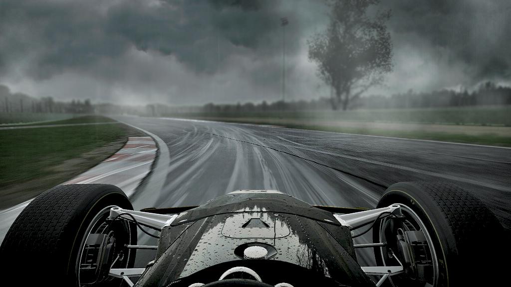 Virtuel : CARS Rainystorm